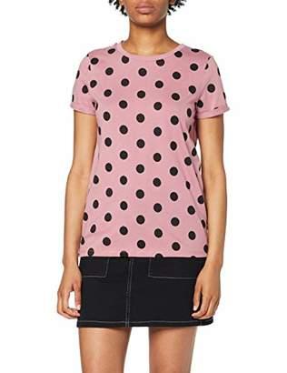 Q/S designed by Women's 42.906.32.5487 T-Shirt,X-Large