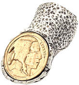 Low Luv x Erin Wasson BY ERIN WASSON Knuckle Coin Ring