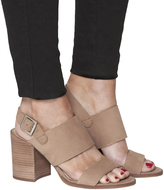 Office Maddox Two Part Block Heels