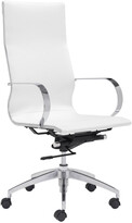 ZUO Glider Hi Back Office Chair