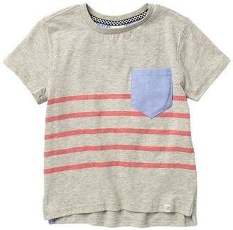 Sovereign Code Tobias Striped Colorblock T-Shirt (Toddler & Little Boys)