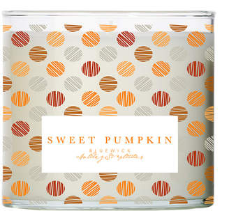 Bluewick Home & Body Co. 12.5Oz Holiday Simplicities Collection Sweet Pumpkin Scented Candle