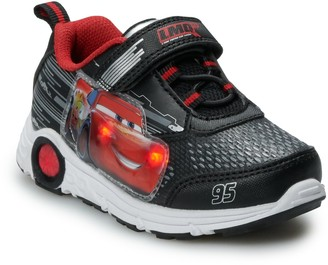 Licensed Character Disney / Pixar Cars Lightning McQueen Toddler Boys' Light Up Shoes