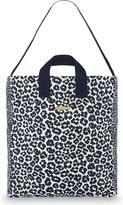 Stella McCartney Leo cotton beach bag