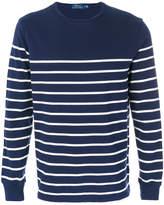 Polo Ralph Lauren striped crewneck pullover