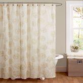 Bed Bath & Beyond Samantha Shower Curtain in Ivory