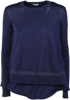 Moncler Ribbed Neck Top