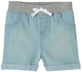 Jumping Beans Baby Girl Jumping Beans® Cuffed Denim Shorts