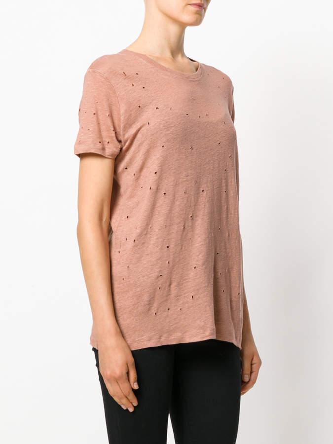 IRO holey T-shirt
