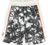 Catimini Fancy surfer print shorts