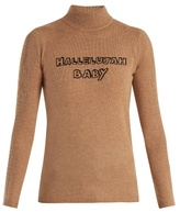 Bella Freud Hallelujah Baby wool and cashmere-blend sweater