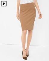 White House Black Market Petite Seasonless Pencil Skirt