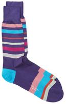 Paul Smith Fluxstripe Socks