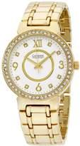 Catherine Malandrino Women's 35mm Steel Bracelet Quartz Watch Cbck2083g552-005