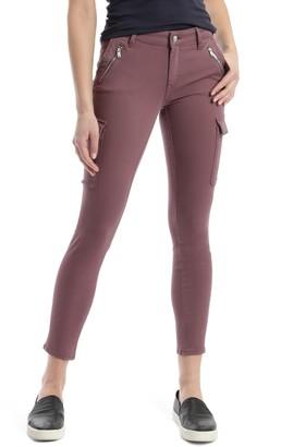 Mavi Jeans Juliette Twill Skinny Cargo Pants