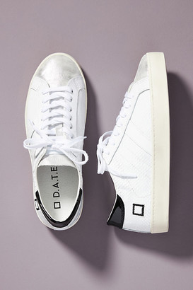 D.A.T.E Hill Sneakers By in White Size 36