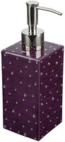Mike and Ally Mike + Ally - Stardust Soap Dispenser - Amethyst & Black Diamond