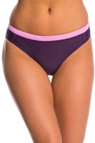Champion Women's Solid Shape Up Spliced Hipster Bikini Bottom 8137202