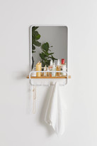Urban Outfitters Shelby Mirror Wall Shelf