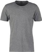 Replay Basic Tshirt Dark Grey Melange