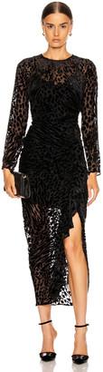 Veronica Beard Lala Dress in Black | FWRD