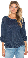 Bella Dahl Distressed Dye Sweater