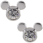 Disney Mickey Mouse Icon Stud Earrings by Arribas