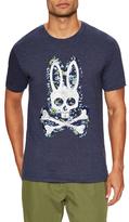 Psycho Bunny Fashion Crewneck Tee