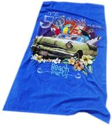 Margaritaville Beach Party Beach Towel
