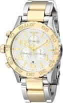 Nixon Women's A0371431 42-20 Chrono Watch