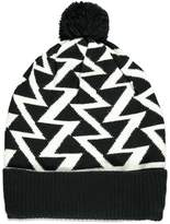 Forever 21 Zigzag-Patterned Beanie