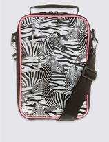 Marks and Spencer Kids' Zebra Lunch Bag with ThinsulateTM