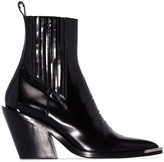Paco Rabanne Chelsea 80mm boots