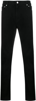 Kenzo Contrast Details Slim Jeans