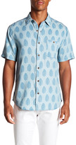 Faherty Coast Short Sleeve Shirt