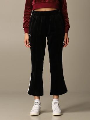 Kappa Pants Authentic Japan Chenille Sweatshirt With Logo Band