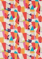 Pucci Scion Fabric Peony/Acid/Sunset