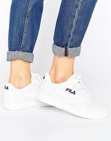 Fila Fx100 Sneakers In White