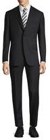 Canali Notch Lapel Suit