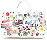 Anya Hindmarch 'Ebury Maxi Patch' tote