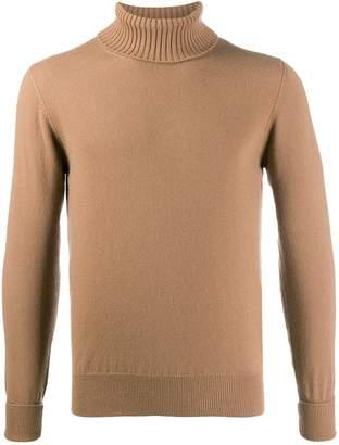 Ballantyne rollneck cashmere sweater