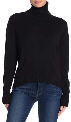 Abound Solid Turtleneck Dolman Sweater