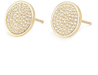 Gorjana Pristine Large Stud Earrings