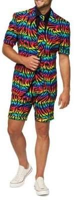 Opposuits Summer Wild Rainbow Pride 3-Piece Suit