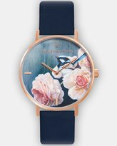 Garry Fleming Blue Wren 35mm Watch