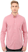 Lucky Brand Washed White Label Shirt