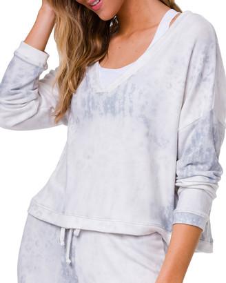 Onzie Weekend V-Neck Pullover