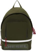 Diesel Green F-scuba Backpack