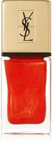 Saint Laurent La Laque Couture Nail Lacquer - Rouge D'or 67