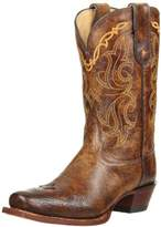 Tony Lama Boots Women's Bark Santa Fe VF6004 Boot